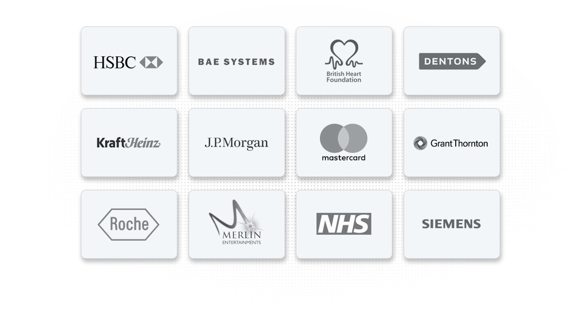Realworld Interview Logos